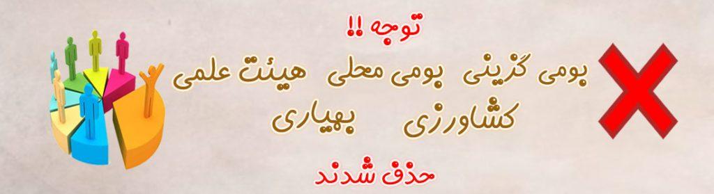 سهمیه-های حذف شده کنکور 1401